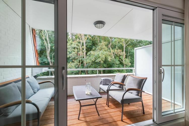 VakantiehuisNederland - : Appartement Duinhof Dishoek - 6 personen de luxe  [16]