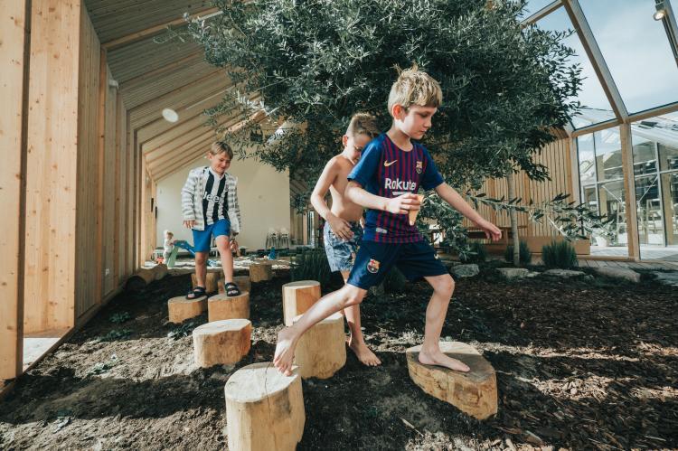 Holiday homeNetherlands - Zuid-Holland: Vakantiepark de Klepperstee 3  [20]