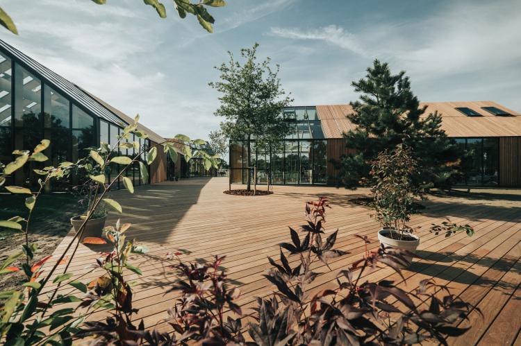 Holiday homeNetherlands - Zuid-Holland: Vakantiepark de Klepperstee 3  [22]
