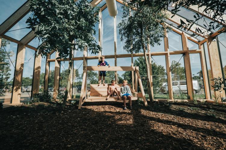 Holiday homeNetherlands - Zuid-Holland: Vakantiepark de Klepperstee 3  [18]