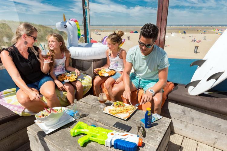 Holiday homeNetherlands - Zealand: Beach Resort Nieuwvliet-Bad 8  [22]