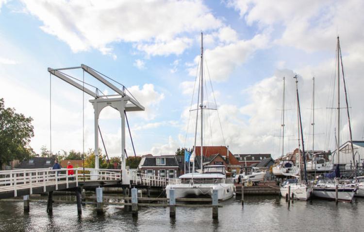 VakantiehuisNederland - Friesland: Stavoren  [34]
