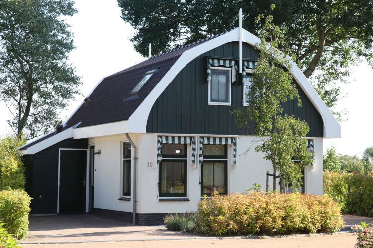 VakantiehuisNederland - Noord-Holland: Vakantiepark Koningshof 14  [3]