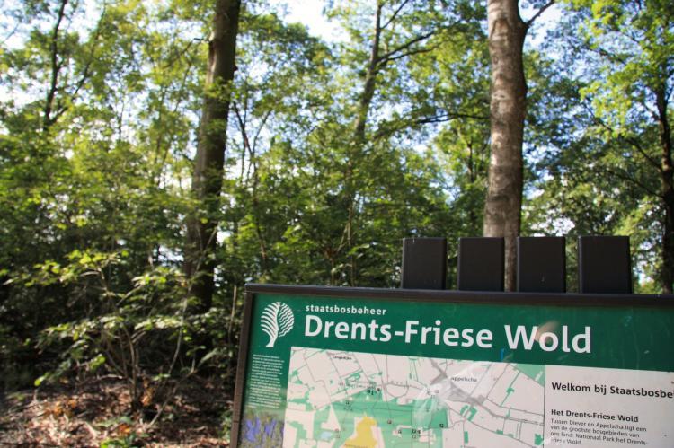 VakantiehuisNederland - Drenthe: Vakantiepark het Drentse Wold 4  [30]