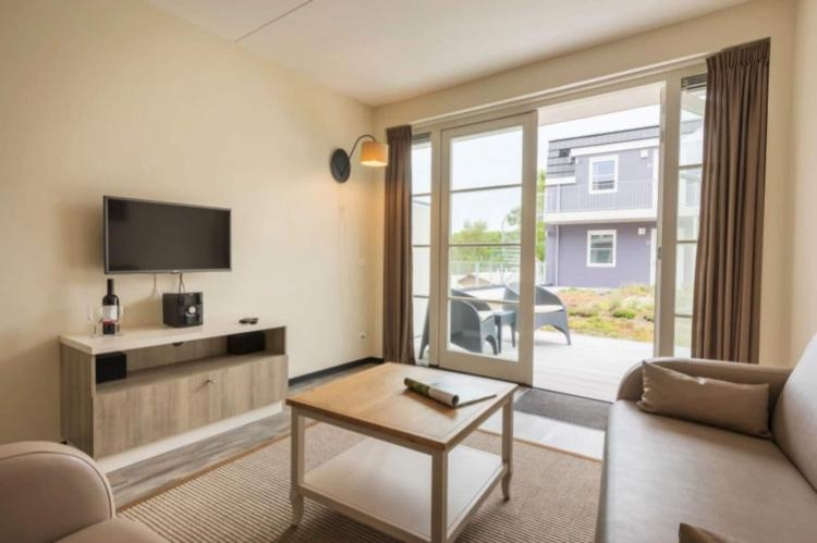 Holiday homeNetherlands - Frisian Islands: Strandplevier Suites 4  [9]