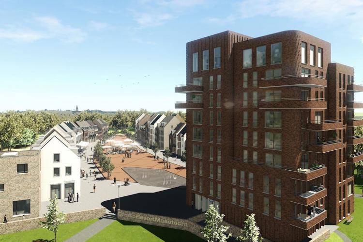 VakantiehuisNederland - Limburg: Resort Maastricht - Prins van Oranje 3  [1]