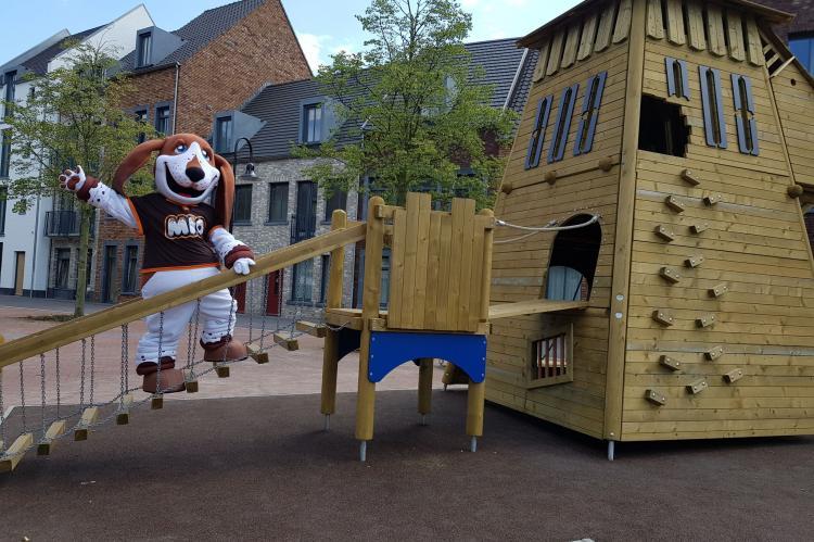 VakantiehuisNederland - Limburg: Resort Maastricht - Prins van Oranje 3  [24]