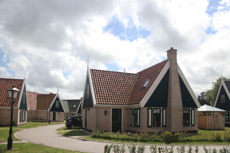 Recreatiepark Wiringherlant - anno Nu huisnr 15