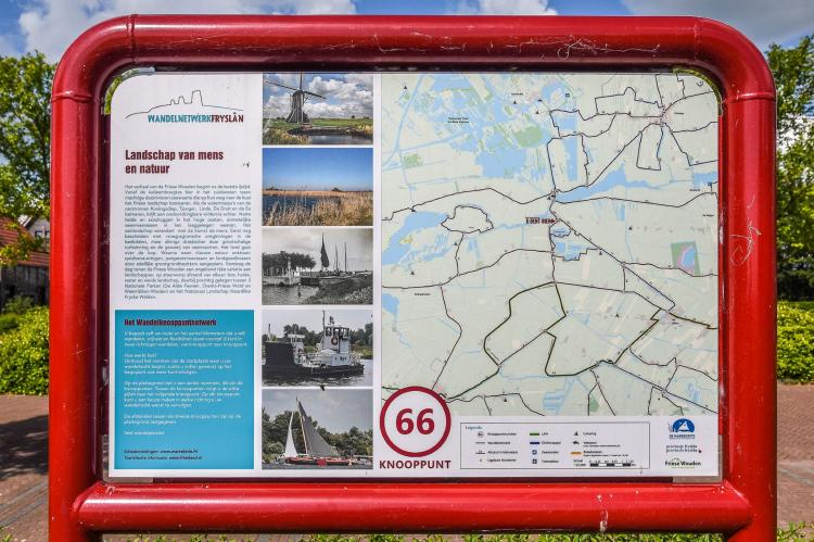 Holiday homeNetherlands - Friesland: Chalet Famke  [10]