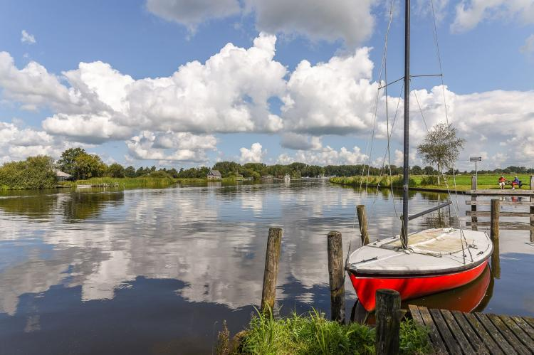 Holiday homeNetherlands - Friesland: Chalet Famke  [11]