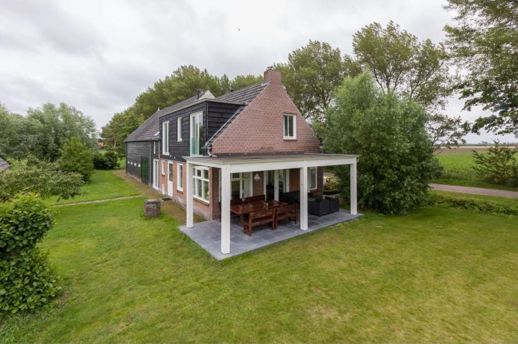 """VakantiehuisNederland - Zeeland: Vrouwenpolder """"Leefgoed de Knotwilg""""  [4]"""