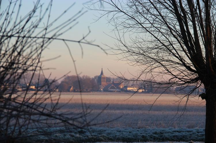VakantiehuisNederland - Noord-Brabant: Polderhuisje 3 Aarde Groene Camping Lage Zwaluwe  [31]