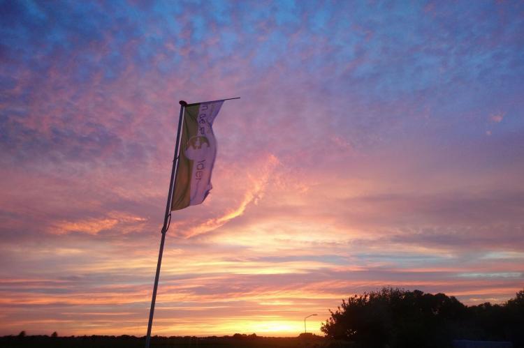 VakantiehuisNederland - Noord-Brabant: Polderhuisje 3 Aarde Groene Camping Lage Zwaluwe  [18]