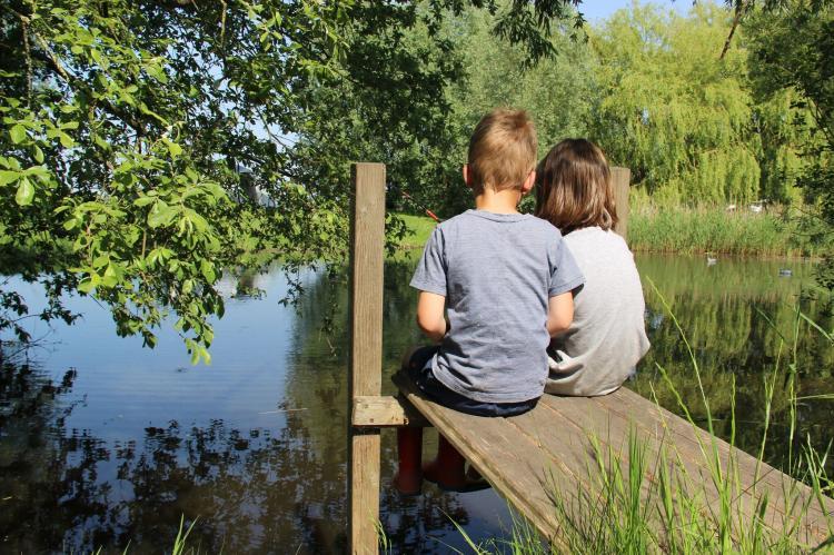VakantiehuisNederland - Noord-Brabant: Polderhuisje 3 Aarde Groene Camping Lage Zwaluwe  [26]