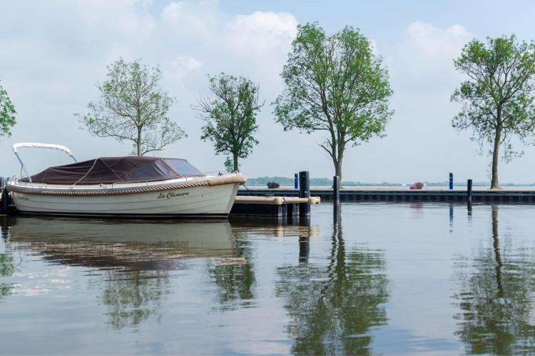 Holiday homeNetherlands - Friesland: Houseboat - Paviljoenwei - Offingawier  [51]