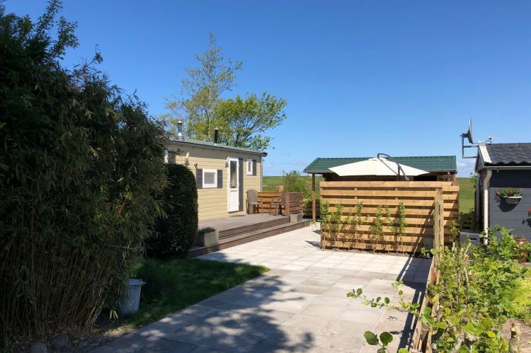Holiday homeNetherlands - Noord-Holland: Recreatiepark Wiringherlant - Wiringher Chalet 1  [22]