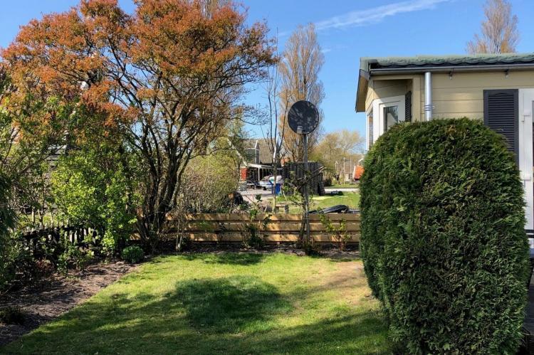 Holiday homeNetherlands - Noord-Holland: Recreatiepark Wiringherlant - Wiringher Chalet 1  [26]