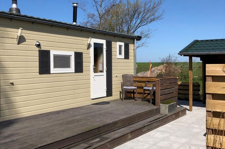 Holiday homeNetherlands - Noord-Holland: Recreatiepark Wiringherlant - Wiringher Chalet 1  [2]