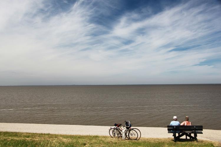 VakantiehuisNederland - Noord-Holland: Recreatiepark Wiringherlant - Wiringher Chalet 94  [24]