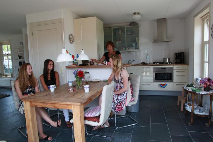 Holiday homeNetherlands - Noord-Holland: Recreatiepark Wiringherlant  - Villa 10  [4]