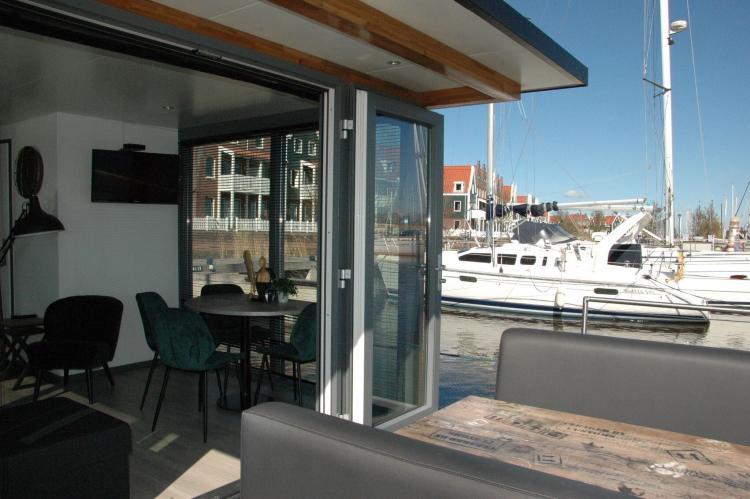 VakantiehuisNederland - Noord-Holland: Boot Zonder Naam  [22]