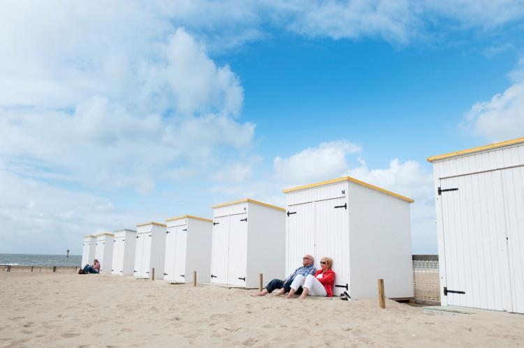 Holiday homeNetherlands - Zealand: Beach Resort Nieuwvliet-Bad 14  [20]