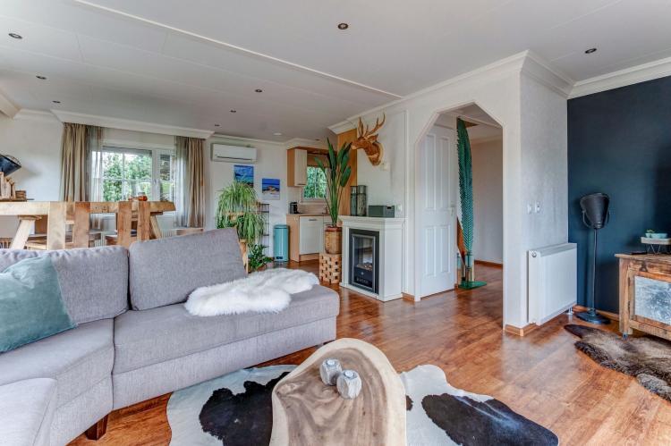 VakantiehuisNederland - Gelderland: Chalet Kieftveen Voorthuizen 6 pax met Jacuzzi  [14]