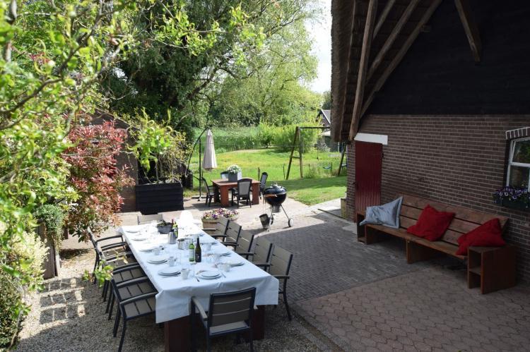 VakantiehuisNederland - Zuid-Holland: Hoeve Hoogst Tevreden  [5]