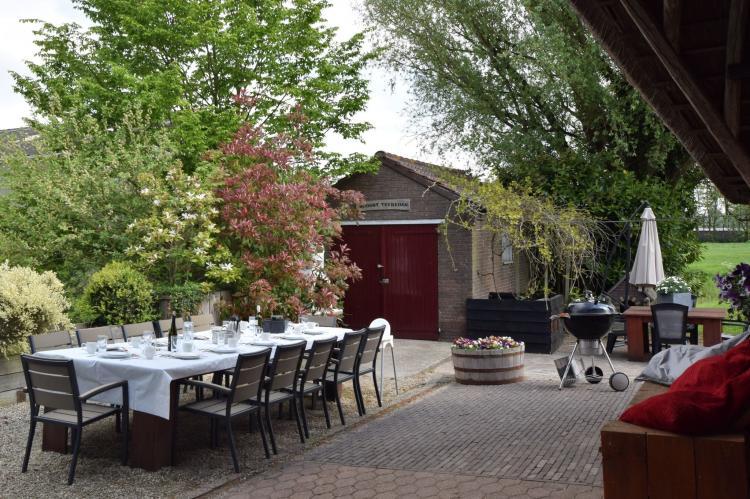 VakantiehuisNederland - Zuid-Holland: Hoeve Hoogst Tevreden  [31]