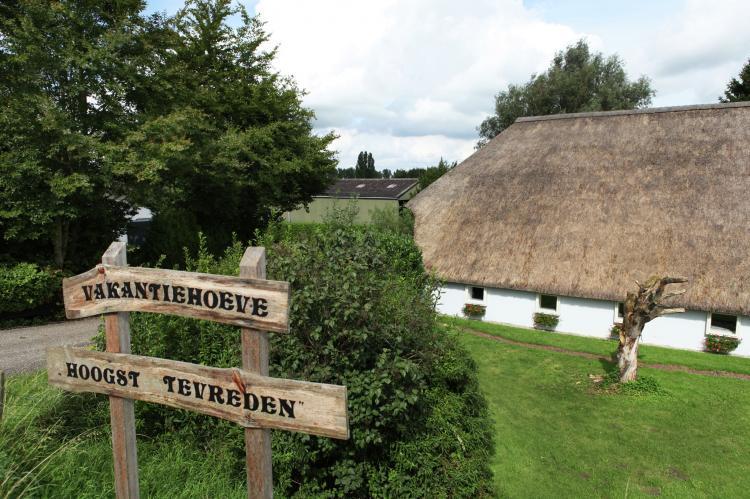 VakantiehuisNederland - Zuid-Holland: Hoeve Hoogst Tevreden  [7]