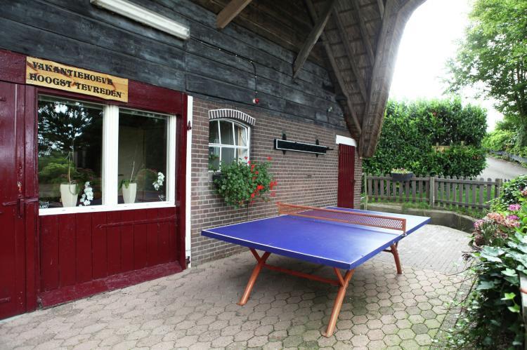 VakantiehuisNederland - Zuid-Holland: Hoeve Hoogst Tevreden  [28]