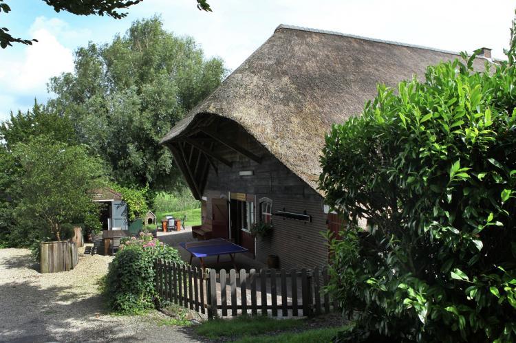 VakantiehuisNederland - Zuid-Holland: Hoeve Hoogst Tevreden  [6]