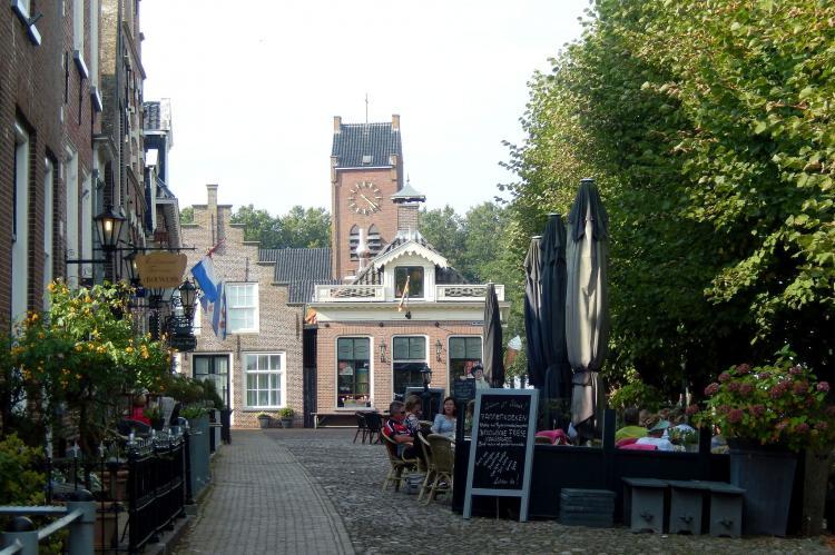 VakantiehuisNederland - Friesland: De Goudsbloem  [31]