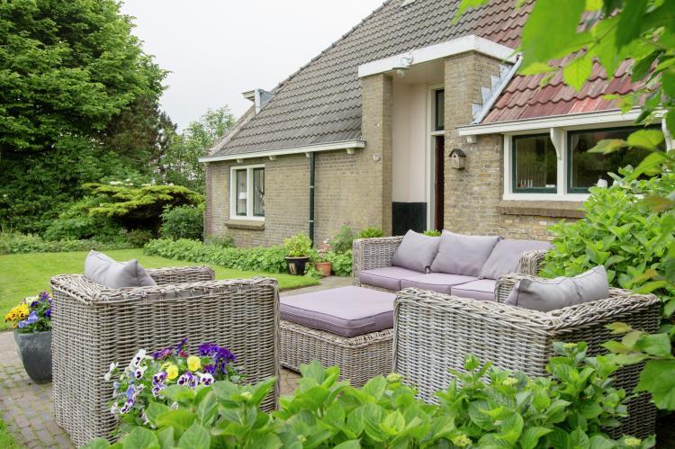 VakantiehuisNederland - Friesland: De Goudsbloem  [1]