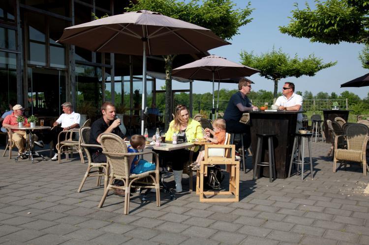 VakantiehuisNederland - Friesland: Buitenplaats De Hildenberg 1  [14]