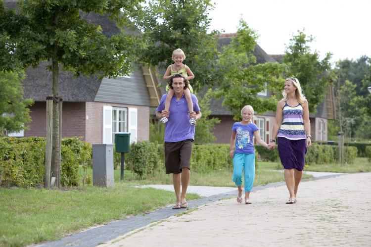 VakantiehuisNederland - Friesland: Buitenplaats De Hildenberg 1  [23]