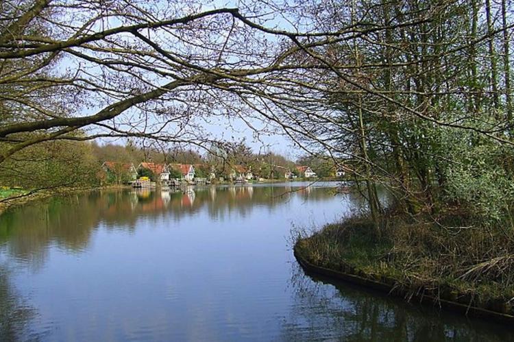 VakantiehuisNederland - Drenthe: Vakantiepark Het Timmerholt 7  [10]