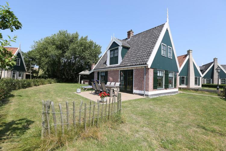 VakantiehuisNederland - Noord-Holland: Recreatiepark Wiringherlant  - Villa 4  [1]