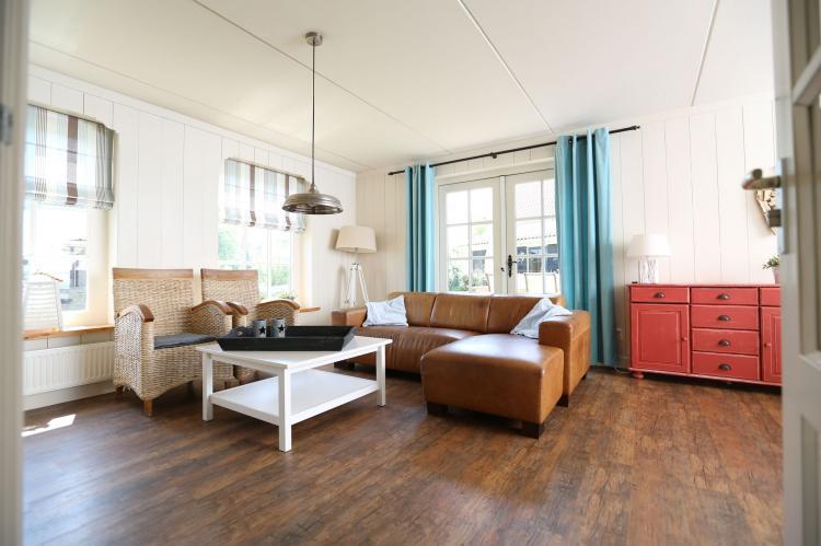 VakantiehuisNederland - Noord-Holland: Recreatiepark Wiringherlant  - Villa 4  [4]