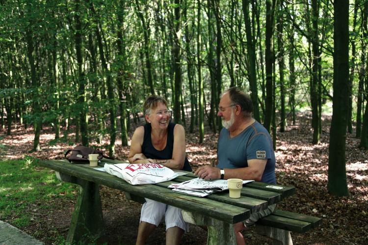 Holiday homeNetherlands - Drenthe: Marke van Ruinen 1  [8]