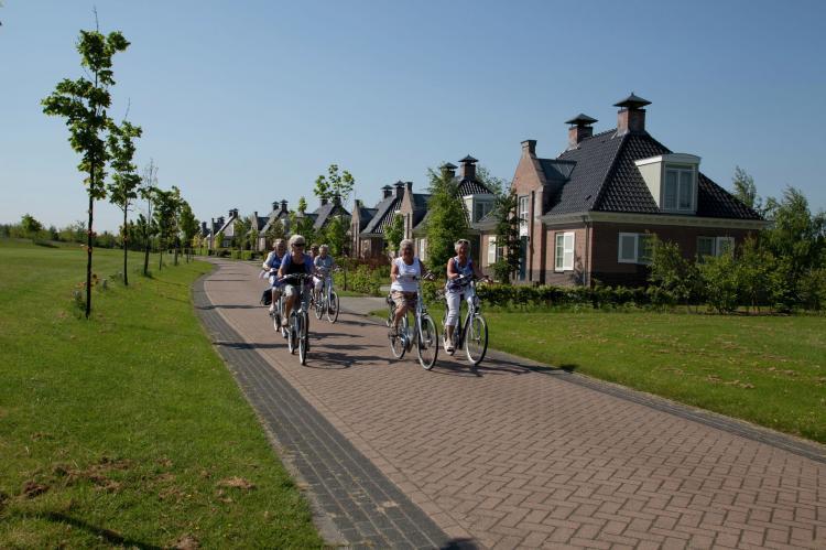 VakantiehuisNederland - Friesland: Buitenplaats De Hildenberg 4  [23]
