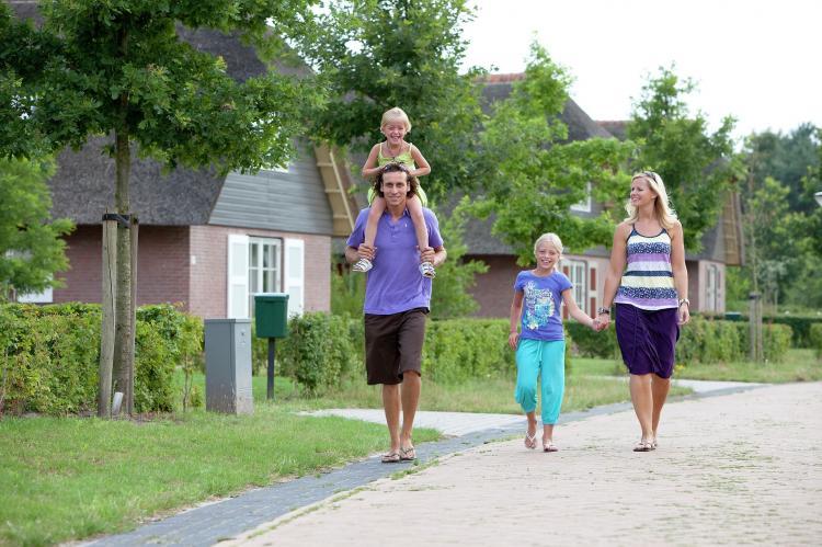VakantiehuisNederland - Friesland: Buitenplaats De Hildenberg 4  [20]