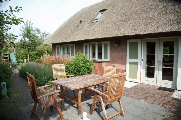 VakantiehuisNederland - Friesland: Buitenplaats De Hildenberg 5  [10]