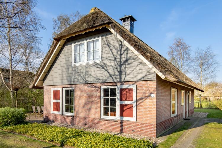 VakantiehuisNederland - Friesland: Buitenplaats De Hildenberg 5  [3]