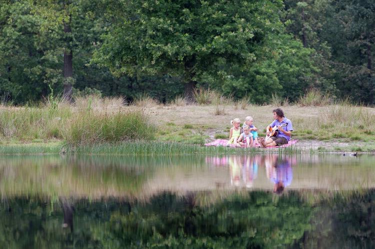VakantiehuisNederland - Friesland: Buitenplaats De Hildenberg 5  [27]