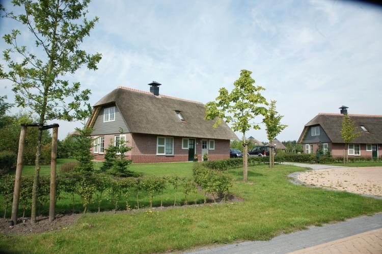 VakantiehuisNederland - Friesland: Buitenplaats De Hildenberg 5  [1]