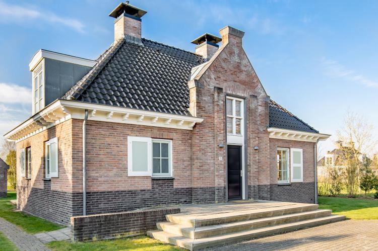 VakantiehuisNederland - Friesland: Buitenplaats De Hildenberg 7  [2]