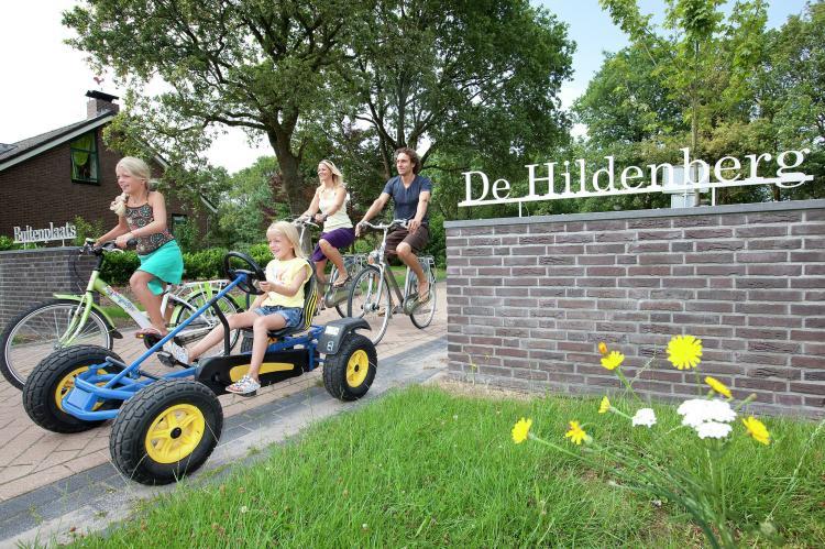 VakantiehuisNederland - Friesland: Buitenplaats De Hildenberg 7  [14]