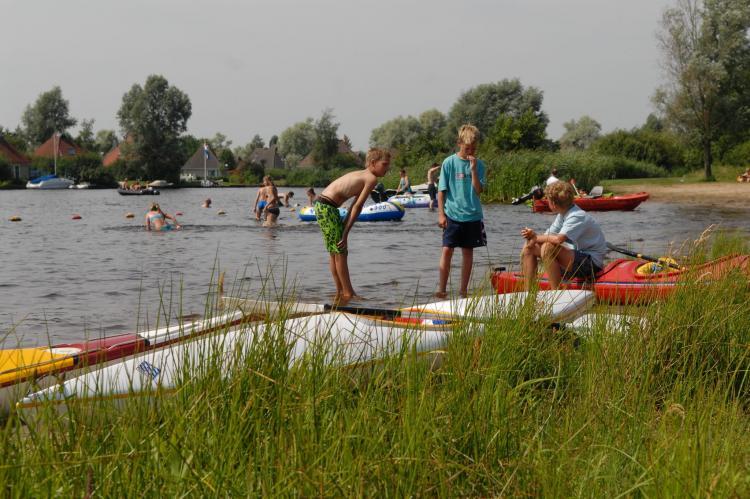 VakantiehuisNederland - Friesland: Buitenplaats It Wiid 1  [9]