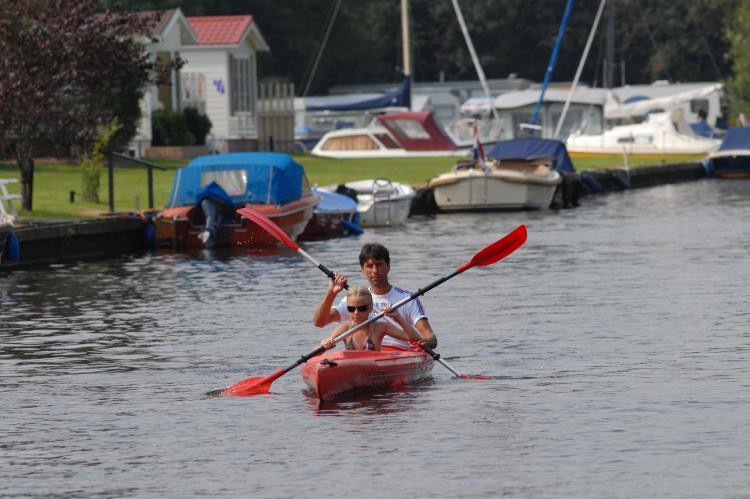 Holiday homeNetherlands - Friesland: Buitenplaats It Wiid  [12]